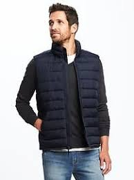 Big and Tall: Tall Men's Jackets, Coats & Outerwear   Old Navy® & Frost-Free Quilted Vest for Men Adamdwight.com