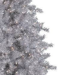 ...   Shop All Silver Christmas Trees
