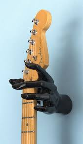 hand guitar wall mount awesome 10 best female hand shaped guitar hangers images on