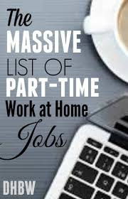 ideas about summer jobs travel jobs ways to 99 companies offering part time work at home jobs
