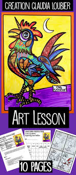 Easter Art Activity And Lesson For