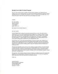Writing Resume Ideas Grant Writer Job Cover Letter Sample Nih Smlf