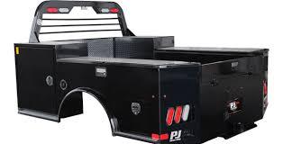PJ Trailers Truck Beds