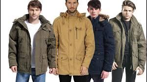 Heihuohua <b>Mens</b> Winter Military <b>Jacket Thicken Cotton Coat</b> with ...