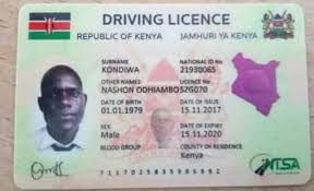 In Kenya Days To License 5 Driving Get Digital How