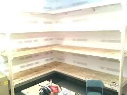 basement shelving ideas how to build basement shelves storage shelving ideas for plans homemade basement closet