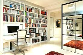 office built in. bookcase built in desk home office bookshelf bookshelves n