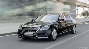 2018 maybach benz. interesting maybach 2018 mercedesmaybach sclass s650 black  front threequarter wallpaper with maybach benz a