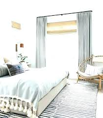 bay window bedroom master ideas windows curtains modern furniture design curtain for dry bed