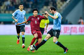 ไทย v อุรุกวัย แมตช์รีพอร์ต 25/3/19, China Cup