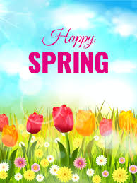 Spring Photo Cards Spring Cards Happy Spring Greetings Birthday Greeting
