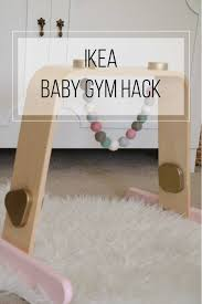 ikea baby gym ahrens at home