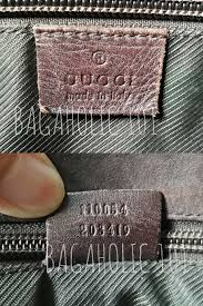 bag serial number of authentic gucci 110054 203419 gucci serial number check how to