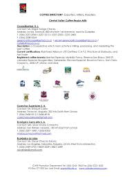 COFFEE DIRECTORY -Exporters, Millers, Roasters- Pages 1 - 50 - Flip PDF  Download | FlipHTML5