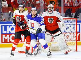 Alle termine, den spielplan und die ergebnisse finden sie bei focus online im überblick. Eishockey Wm 2019 Osterreich Spielt In Gruppe B In Bratislava