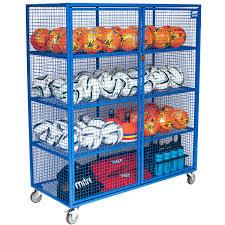 ball storage. lockable ball storage cabinet
