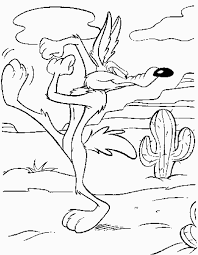 Small Picture coyote looney tunes coloring pages 2 Coloring page Pinterest