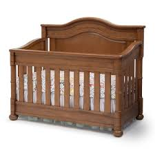 simmons easy side crib. simmons hanover park 2 piece nursery set - convertible crib and double dresser in chestnut free shipping easy side