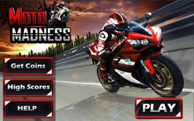 moto bike. moto madness 3d bike race game- screenshot