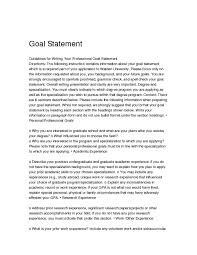 what are your professional goals solution goal statement studypool
