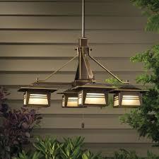 outdoor impressive low voltage chandelier outdoor 8 kichler rm1 mission bronze impressive low voltage chandelier outdoor