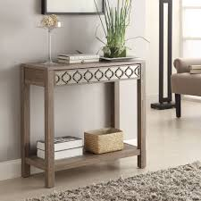 Image of: Narrow Entryway Table Diy