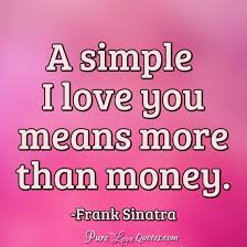 Simple Love Quotes