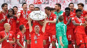 5:1 gegen Eintracht Frankfurt - Der FC Bayern München ballert sich zum  Titel - Bundesliga - Bild.de