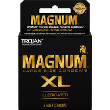 magnum xl size trojan magnum xl 3 pack