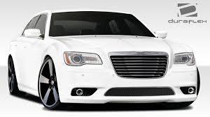 Chrysler 300 / 300C Front Bumpers, Chrysler 300 SRT Look Front ...
