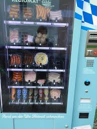 Beer Vending Machine Germany New A Sausage Vending Machine Welcome To Germany Imgur