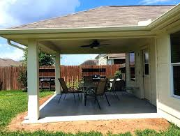 build a patio cover build patio cover full size of to a cost marvelous book