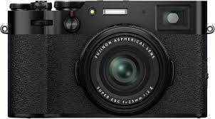 Купить цифровой <b>фотоаппарат Fujifilm X100V Black</b> по выгодной ...