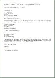 Letter Format For Change Of Company Address Fresh Business Name