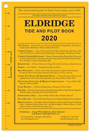 Eldridge 2020 Tide And Pilot Book