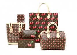 louis vuitton 2008 handbag collection. louis vuitton cerises collection 2008 handbag