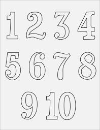 Best 42 Punchy Printable Number Stencils 42 420 Paigehohlt