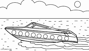 Small Picture Best Speed Boat Coloring Pages 28 For Your Picture Coloring Page