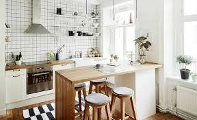 scandinavian design bedroom furniture wooden. Kitchen: Breakfast Bar With Butcher Block Countertop Custom Minimalis Scandinavian Kitchen Design Metal Plate Pyramid Bedroom Furniture Wooden U