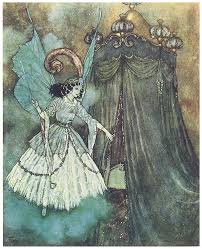 edmund dulac painting beauty and the beast by edmund dulac