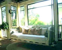 hanging bed frame round canopy plans floating swing beds outdoor swings image of platform blueprints fl hanging bed frame