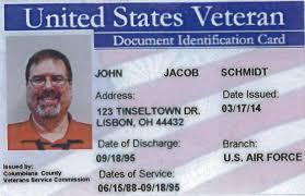 Security - Card Free Veteran Companies Identification Guards