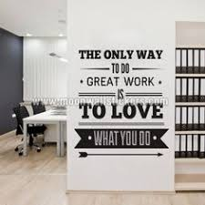 inspirational wall art for office. Beautiful Office Office Decor Typography Inspirational Sticker With Wall Art For T