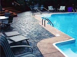 stamped concrete pool patio. Stamped-concrete-orchard-lake-mi Stamped Concrete Pool Patio O