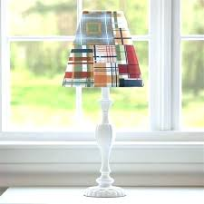 red plaid chandelier shades lighting s edmonton west end red plaid chandelier shades