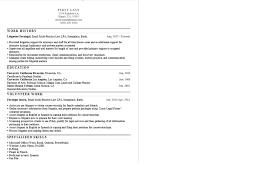 Review My Paralegal Resume Resumes