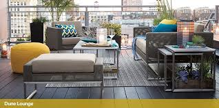 crate and barrel outdoor furniture. crate and barrel dune lounge inspiration outdoor furniture r