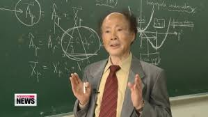 news view the world on ar g korean math expert solves one of most intractable problems