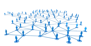 see be seen how to work your contacts and build your networking people network