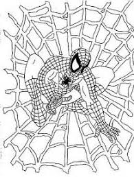 Small Picture coloring Coloring pictures of spiderman spiderman coloring